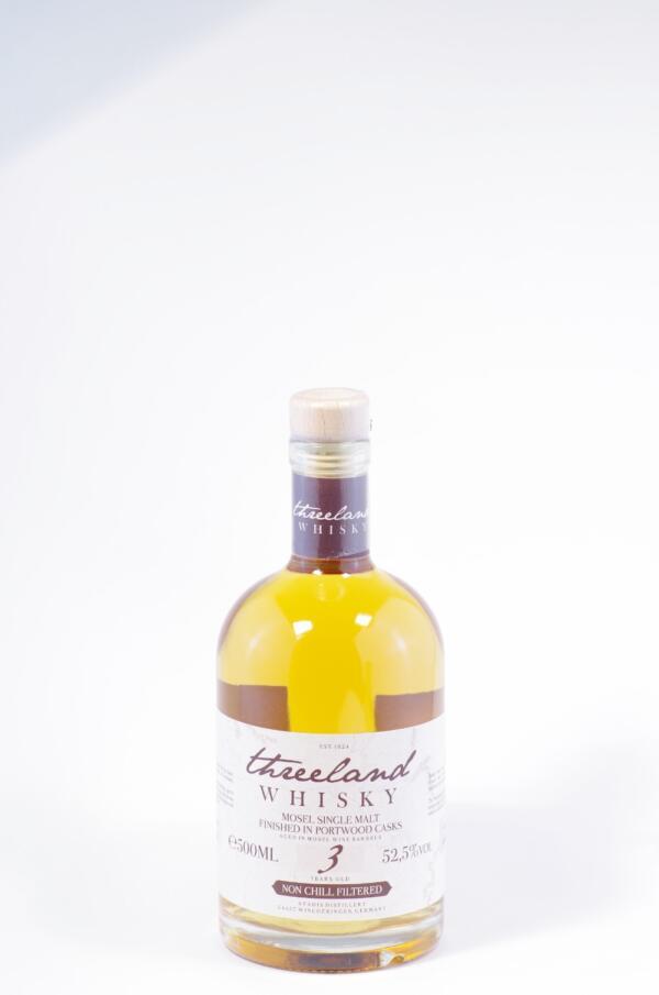 Avadis Threeland Whisky single Malt Portwood Casks Bild