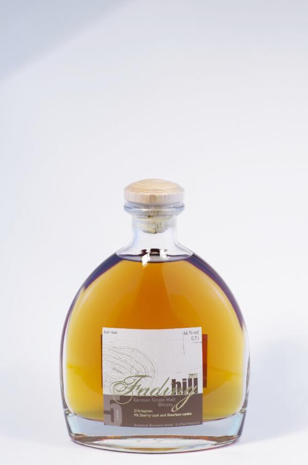 Birkenhof Fading hill German Single Malt Whisky Bild