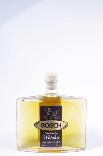 Bosch Schwäbischer Whisky Alb-Dinkel Bild in der Mediathek von brandgeister.de