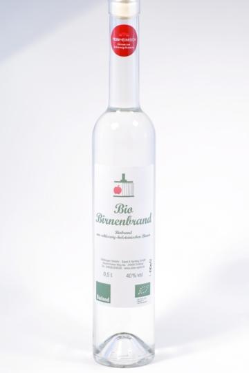 Dolleruper Destille Bio Birnenbrand Bild