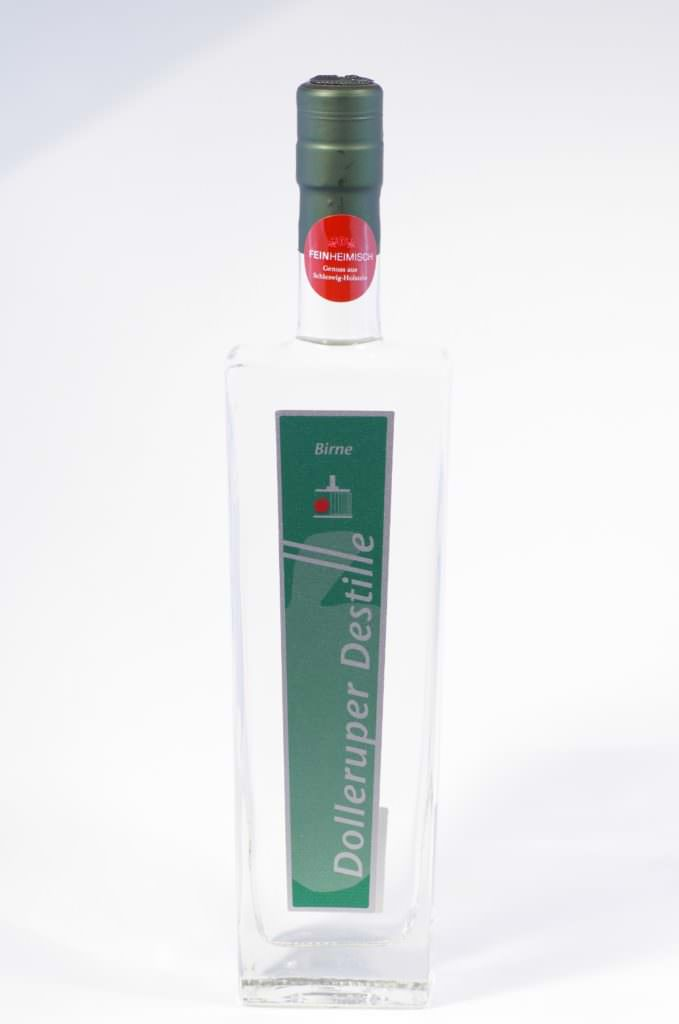 Dolleruper Destille Birne Birnenbrand Bild
