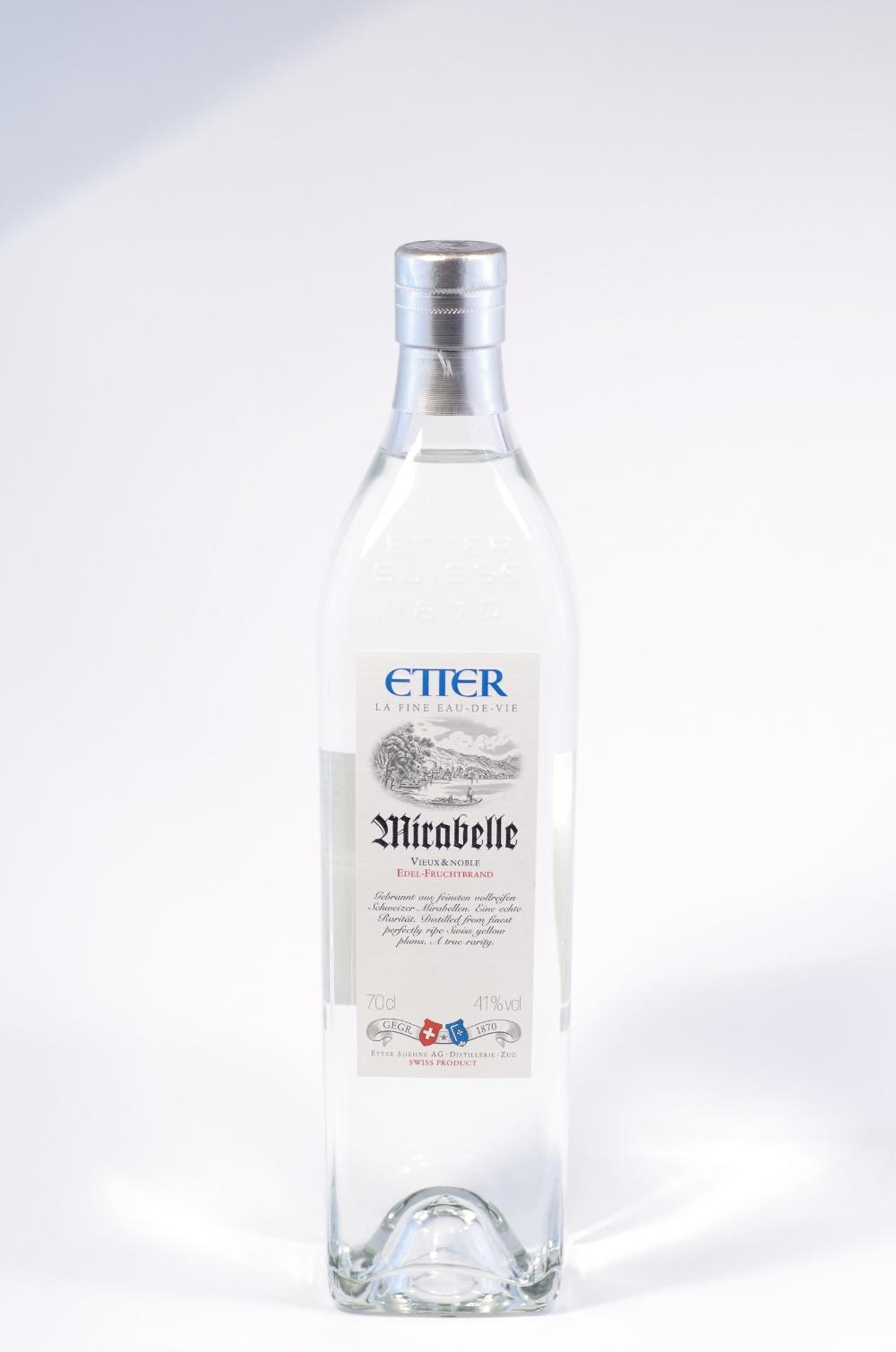 Etter Mirabelle Edel-Fruchtbrand Bild