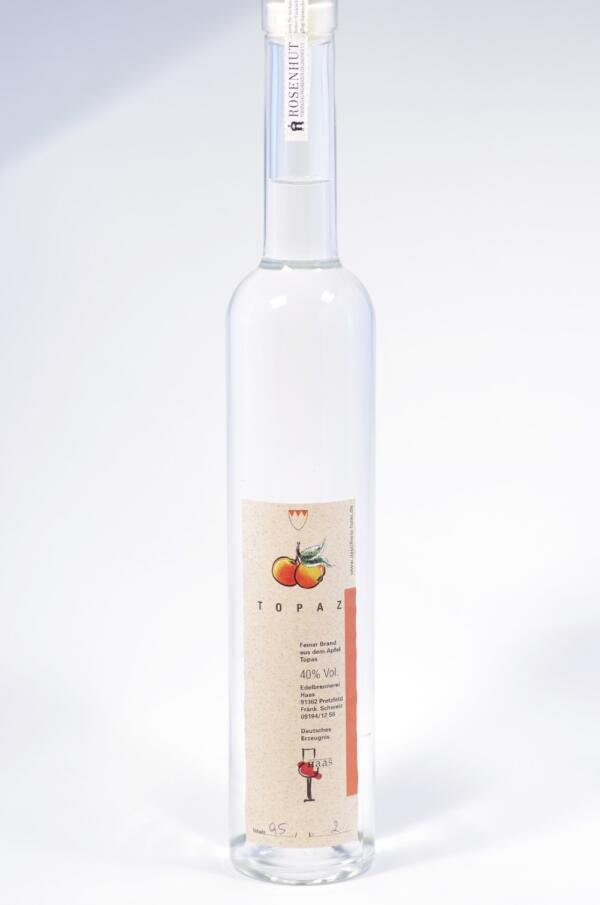Haas Topaz Apfelbrand Bild