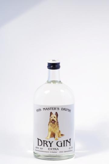 Habbel His Master`s Drink Dry Gin Bild