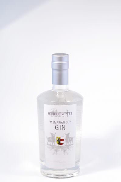Hinricus Noyte Wismarian Dry Gin Bild