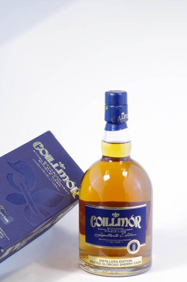 Liebl Coillmor Single Malt Whisky Sherry Cask Bild