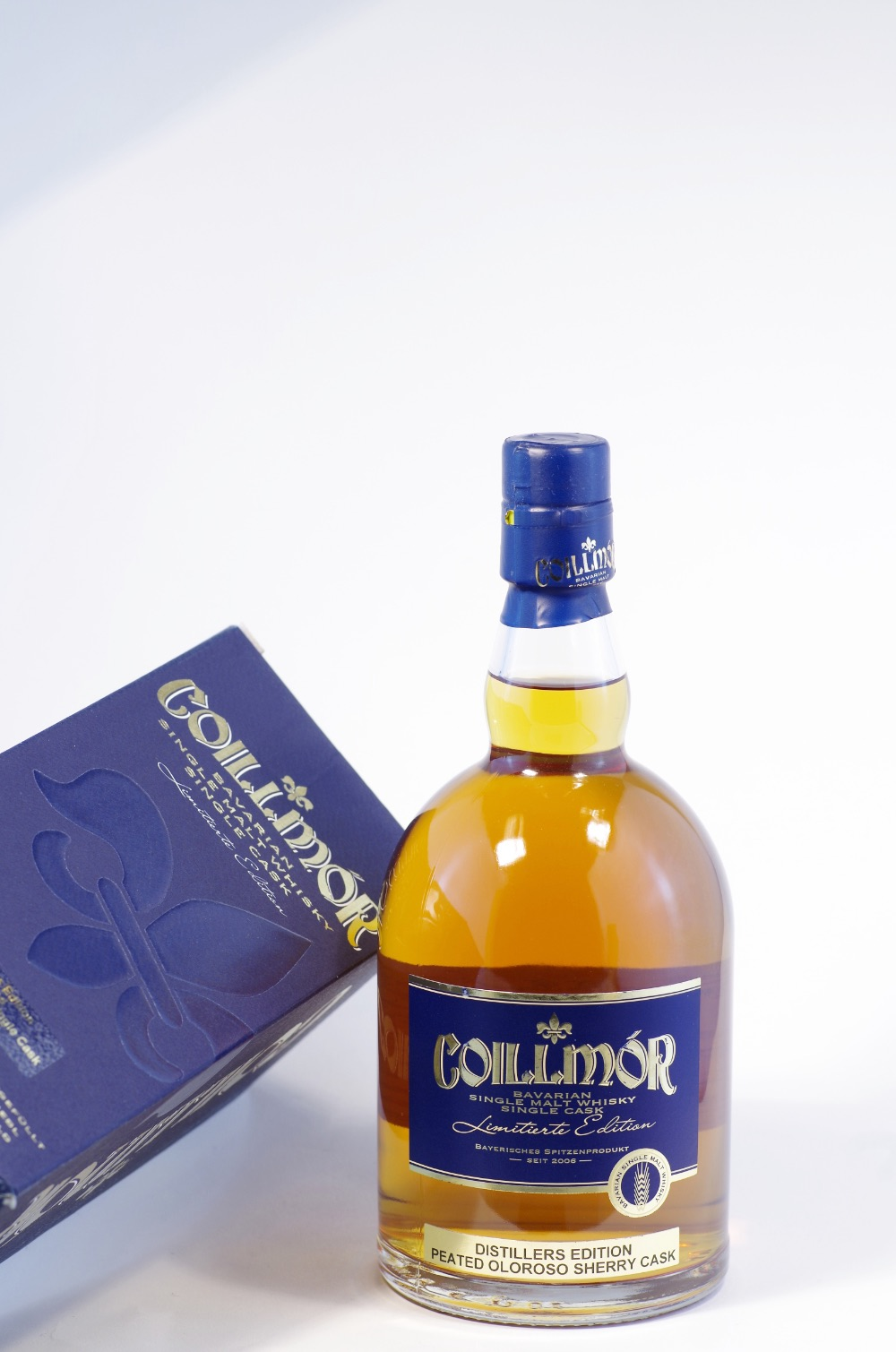 Liebl Coillmor Single Malt Whisky Sherry Cask Bild