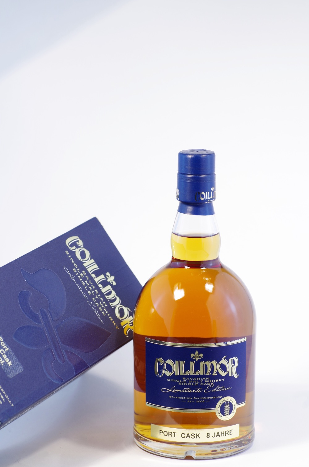 Liebl Coillmor Single Malt Whisky port Bild