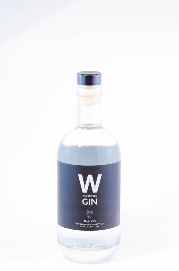 No9 Wuestfeld Gin Bild