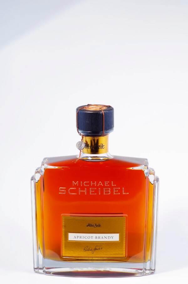 Scheibel Alte Zeit Apricot Brandy Bild