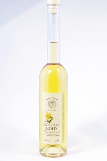 Sehringer Golden Gold Apfelbrand Fruchtauszug Bild