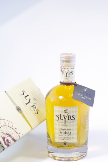 Slyrs Classic Single Malt Whisky Bild
