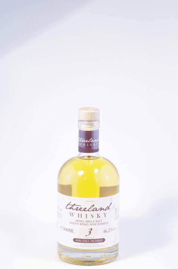 Threeland Whisky Mosel 3 Jahre Bild