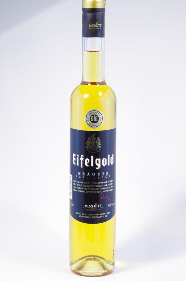 Eifel-Destillerie Eifelgold Kräuterlikör Bild
