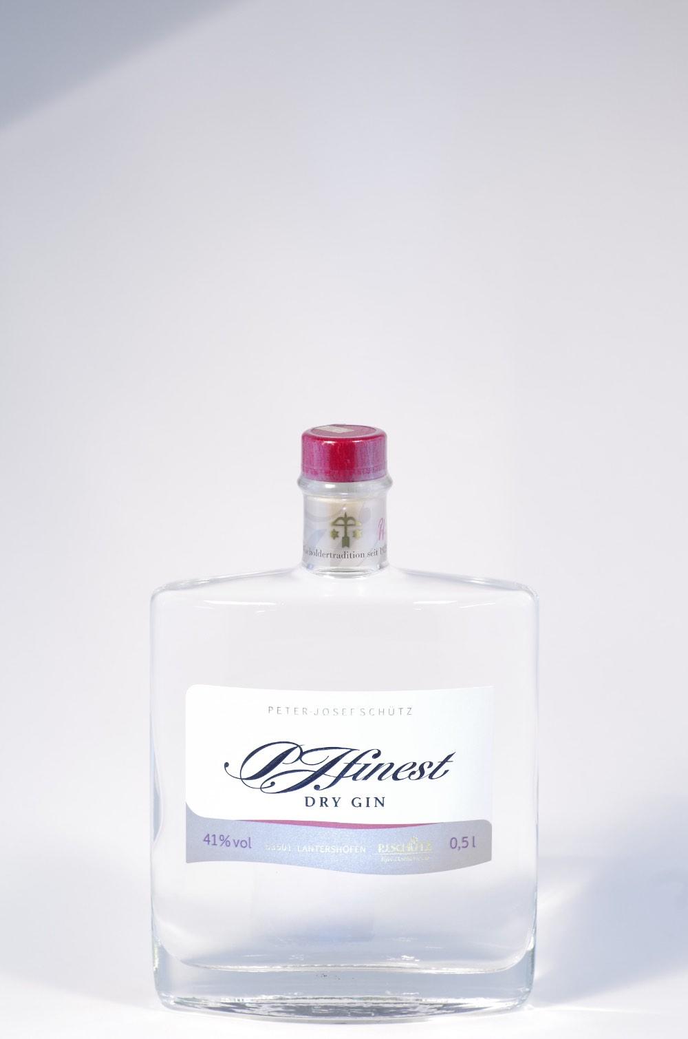 pjfinest dry gin kaufen eifel destillerie pj sch tz im. Black Bedroom Furniture Sets. Home Design Ideas