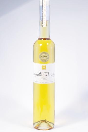 Eifel-Destillerie Quitte Holunderblüte Likör Bild