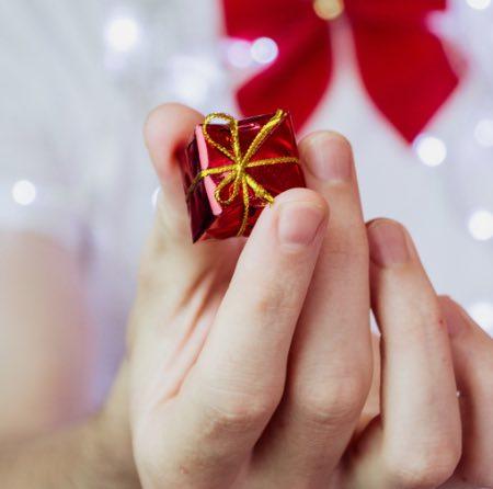 Kleine Geschenke Shop-Kategorie Icon