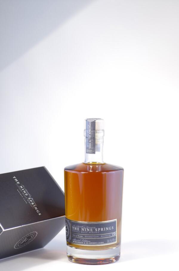 Number Nine Whisky Double Cask Bild
