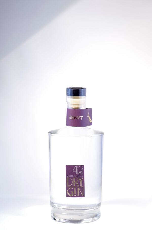 Senft Bodensee Dry Gin 42 Bild