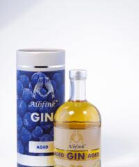 Albfink Gin Aged Bild