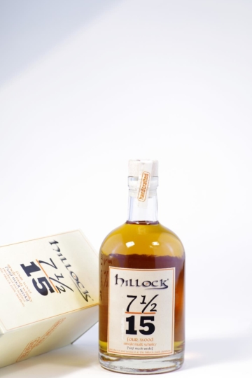 Habbel Hillock 7 1/2 15 Single Malt Whisky Bild