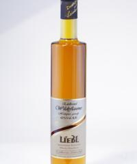 Liebl Wildpflaumen-Brand Holzfass Bild