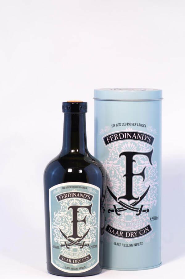 Ferdinand's Gin Sansibar Edition Bild
