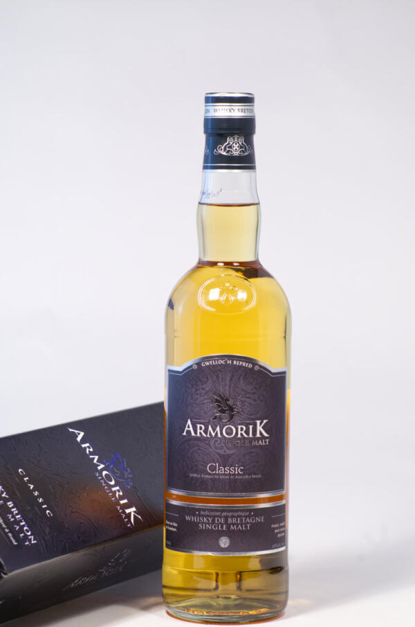 Armorik Classic Single Malt Whisky Bild