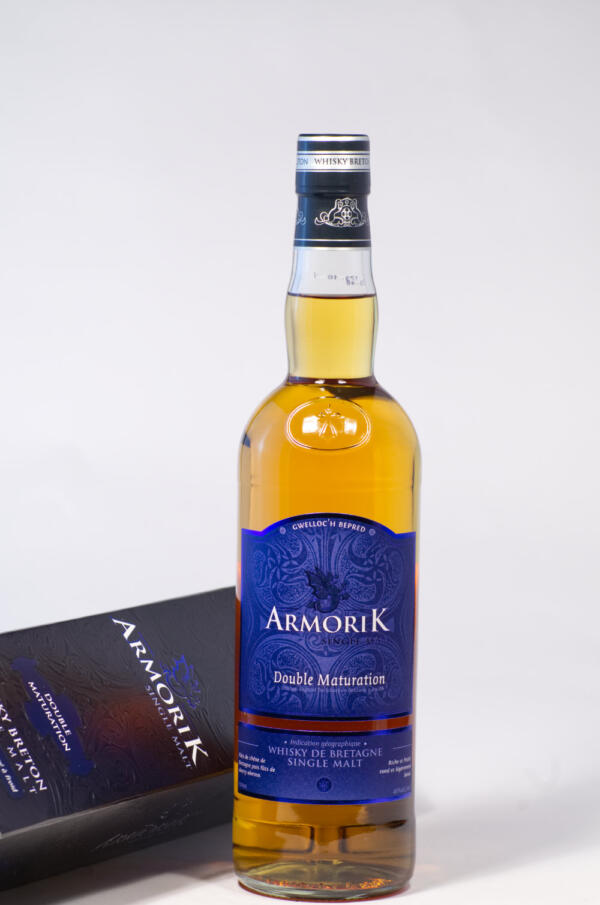 Armorik Whisky Double Maturation Bild