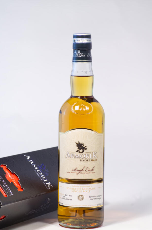 Armorik Single Cask Whisky Bild