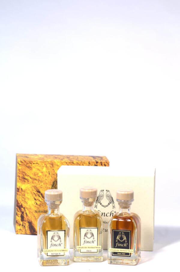 Finch Whisky Miniaturen