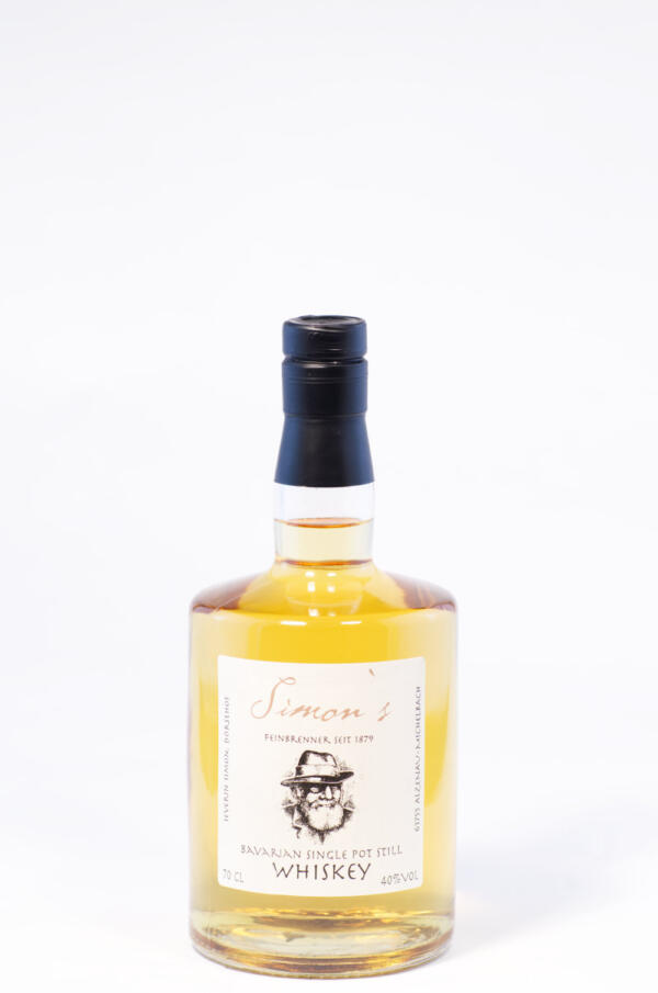 Simons Bavarian Whisky Bild