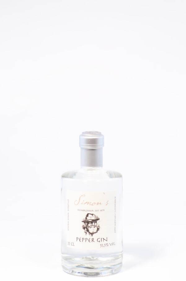 Simon's Pepper Gin Bild