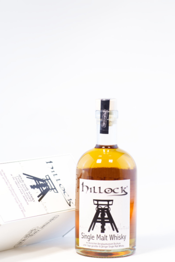 Hillock 8 German Single Malt whisky Bild 1