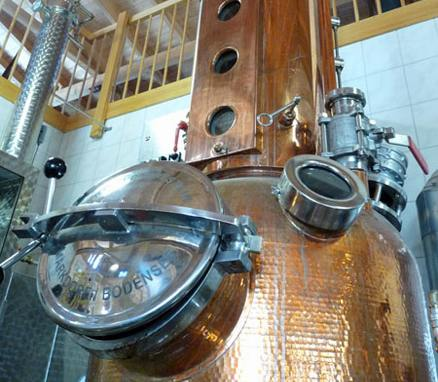 Brennerei Dolleruper Destille Bild