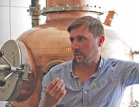 Avadis Distillery Bild in der Mediathek von brandgeister.de