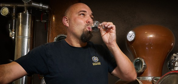 destilleum Michael Mayer Brennerei Portrai Bild