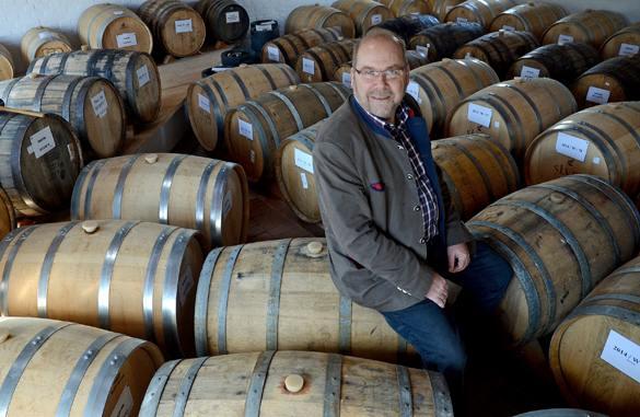 No 9 Spirituosen Manufaktur, Ninesprings Whisky Destillerie Bild