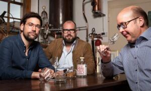 Rheinland Destillers Siegfried Gin Bild