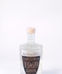 Alt-Enderle 1969 London Dry Gin Bild