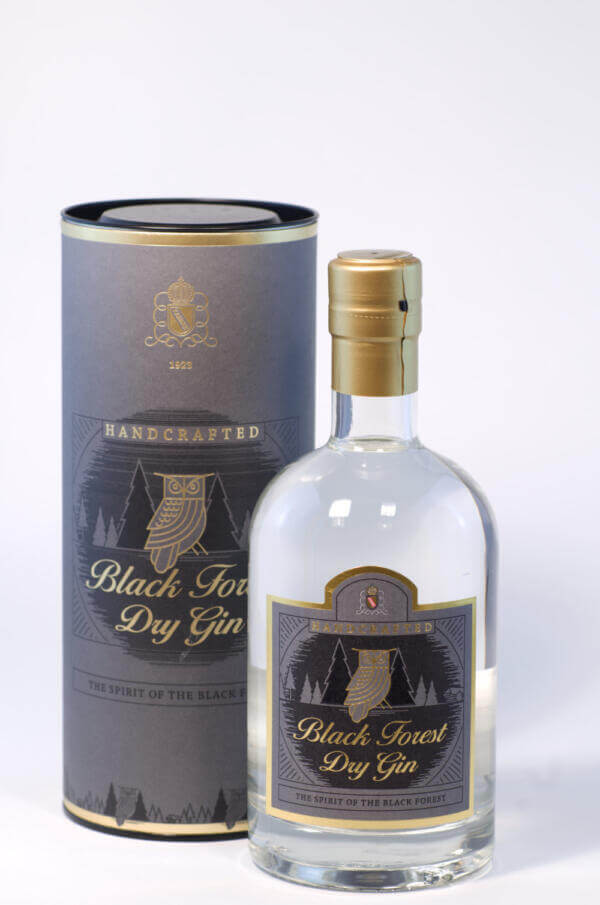 Black Forest Dry Gin Bild