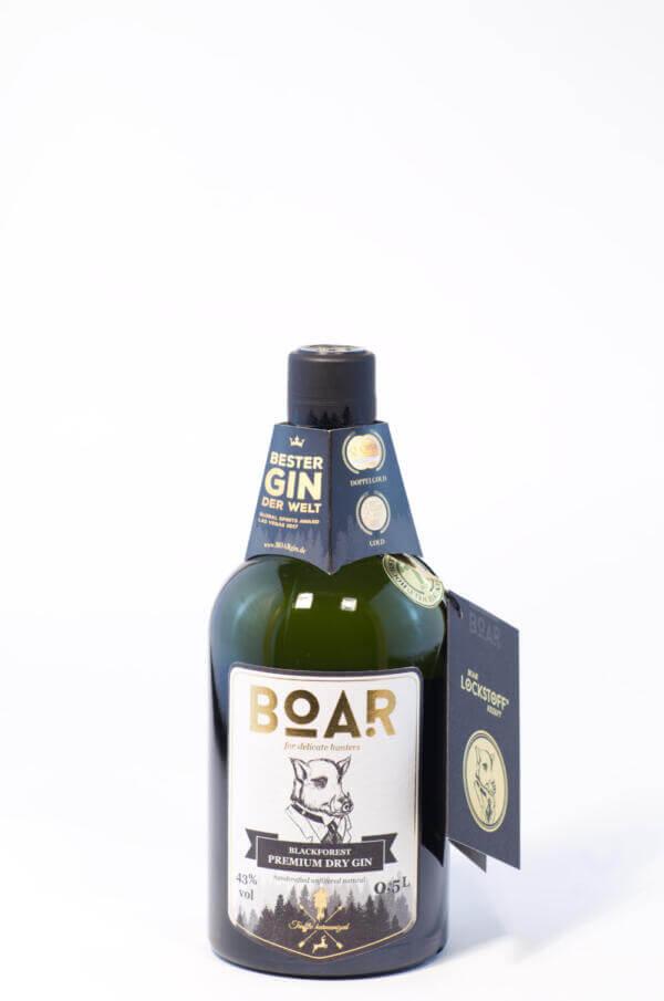 Boar gin Bild
