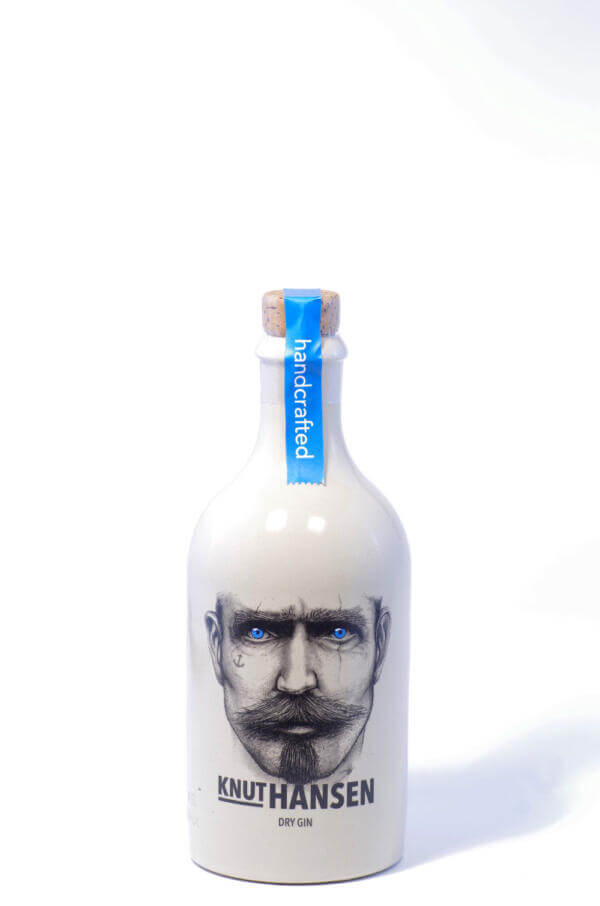 Knut Hansen Dry Gin Bild