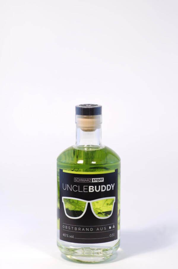 Schwarzstoff Uncle Buddy Bild