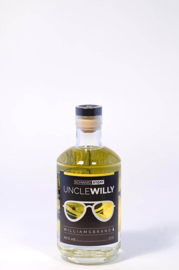 Schwarzstoff Uncle Willy Bild
