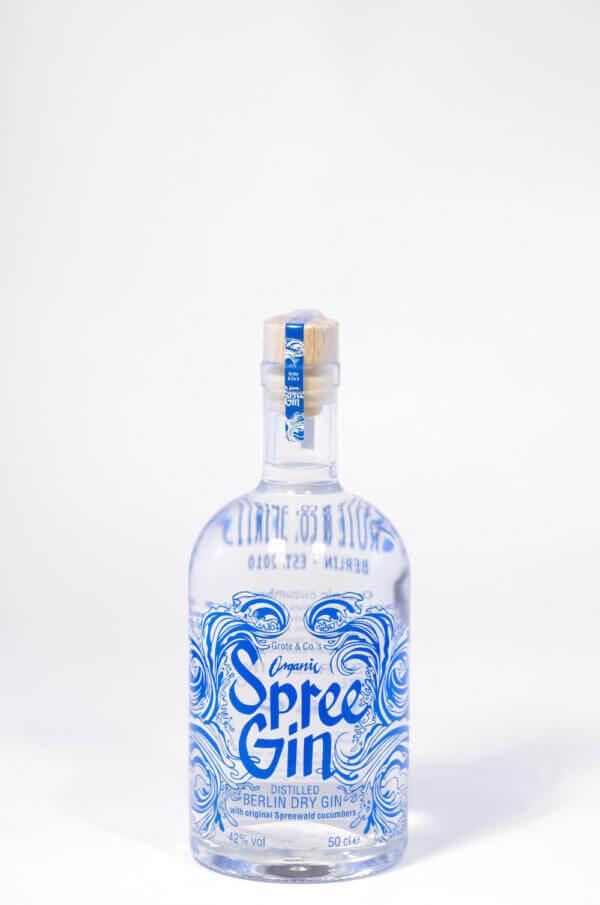 Spree Gin Bild