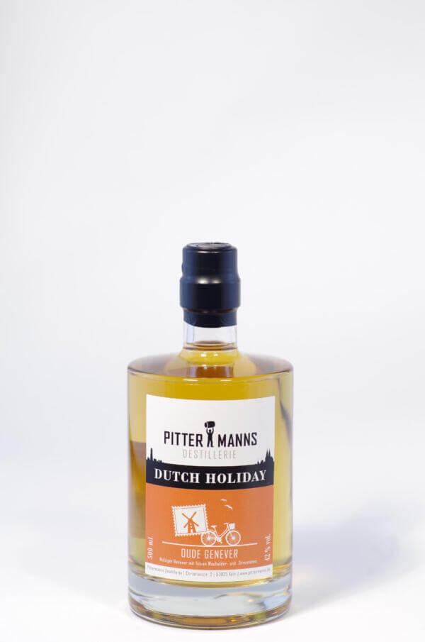 Pittermanns Dutch Holiday Oude Genever Bild