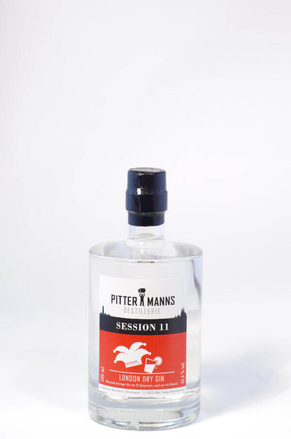 Pittermanns Session 11 London Dry Gin Bild