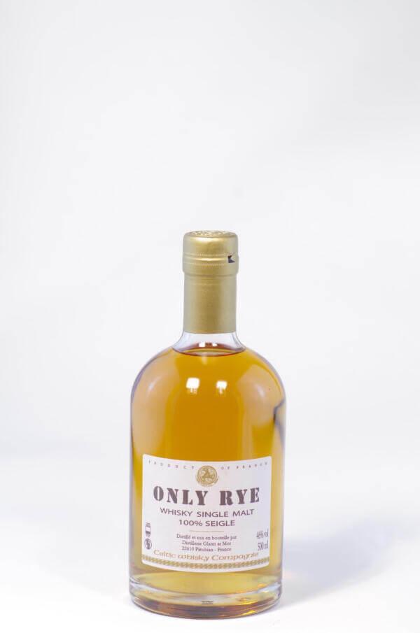 Kornog Only Rye Whisky Bild