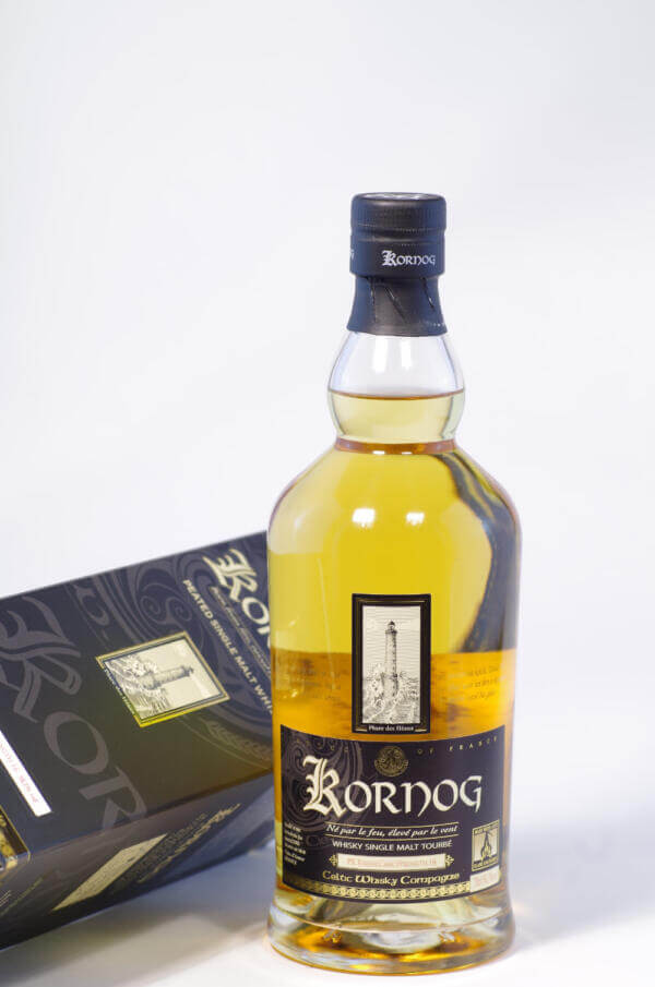 Kornog whisky PX Finish Cask Strength Bild